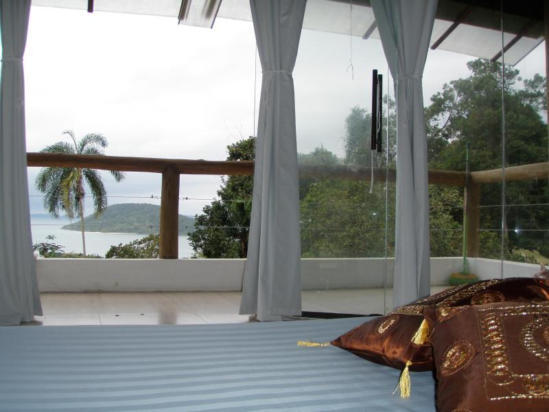 Suite view - Amazing view at Prumurim UBATUBA - Ubatuba - rentals