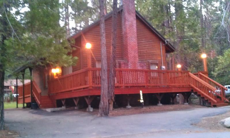 (34) Grandma's Cabin - (34) Grandma's Cabin - Yosemite National Park - rentals