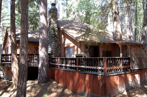 (54) Finster's Treehouse - (54) Finster's Treehouse - Yosemite National Park - rentals