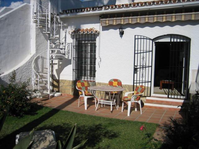Garden - 2 bedroom holiay bungalow in Nerja - Nerja - rentals