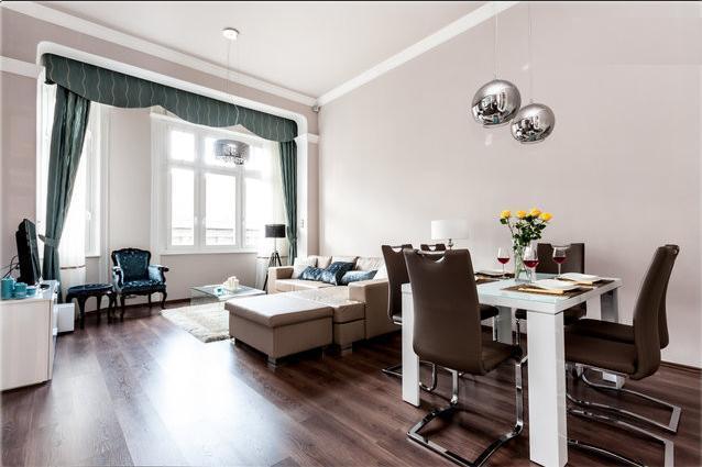 Luxury Panorama Apartment - Image 1 - Budapest - rentals