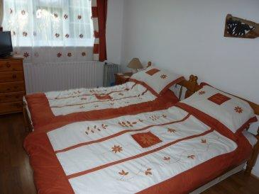 The bedroom - B & B in an area of outstanding natural beauty - Denbighshire - rentals