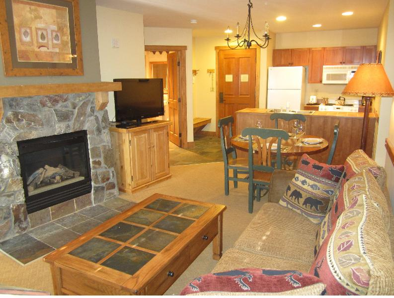 Main Living Area - Great Rates at Keystone! - 100 yds to Gondola - Keystone - rentals