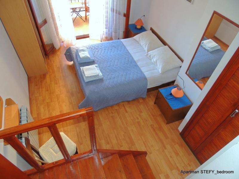Bedroom - Apartment STEFY in Rovinj, Croatia, near beach 2-4! - Rovinj - rentals