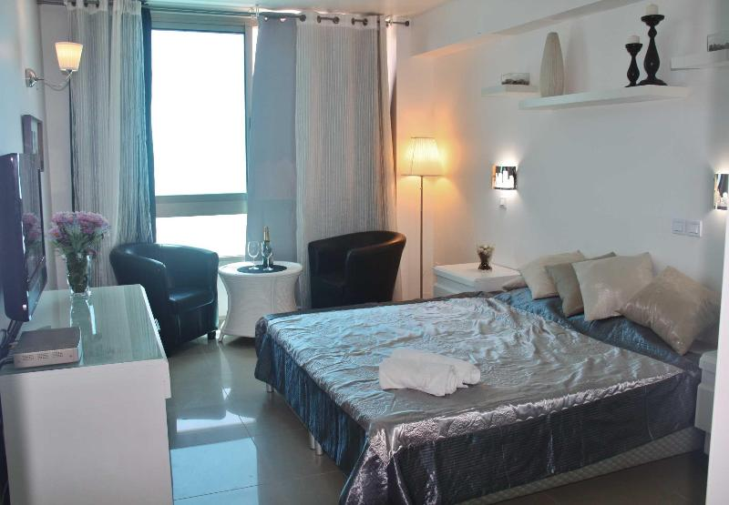 Luxury sea view studio for 3 persons - Image 1 - Netanya - rentals
