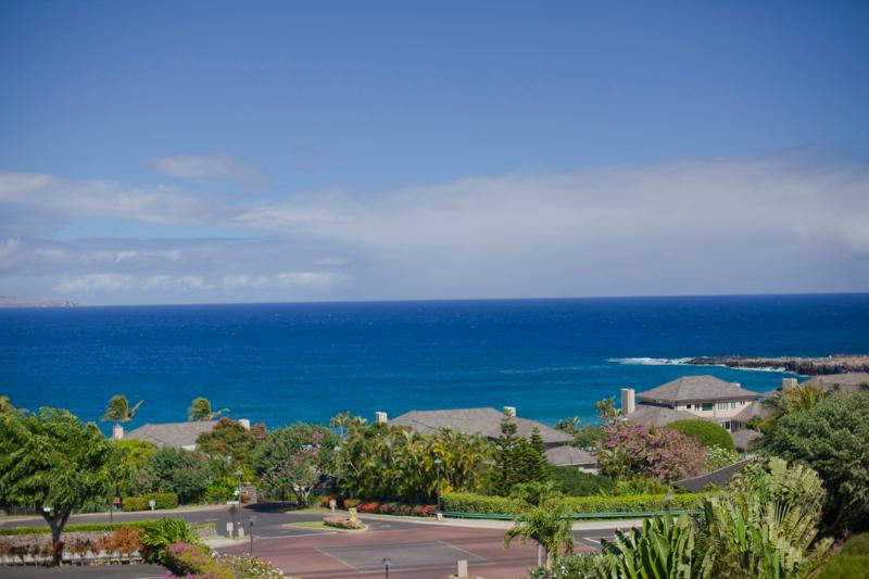 Ocean views from every room and just a short walk to the ocean! Hear the waves from every room - Paradise Ocean View Ridge Luxury Townhouse - Lahaina - rentals