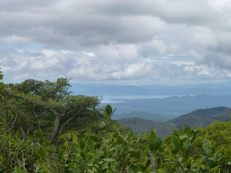 Drink your coffee and drink this amazing Nicoya gulf and mountain view from your living room - Casa Inspiracion- House in Private, Lush Paradise - Monteverde Cloud Forest Reserve - rentals