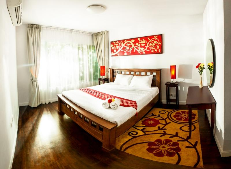 Baan Sandao Luxury Beach Service Apartment B105 - Image 1 - Hua Hin - rentals