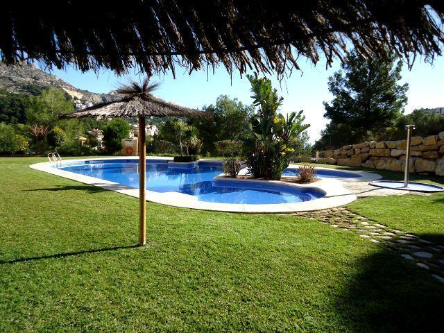 Costa Blanca, Altea, La Vella, pool, golf, sea, beach, dishwasher dutch, satellite, TV, luxury - Apartment 4 pers.Altea (La Vella) pool, sea view - Altea - rentals
