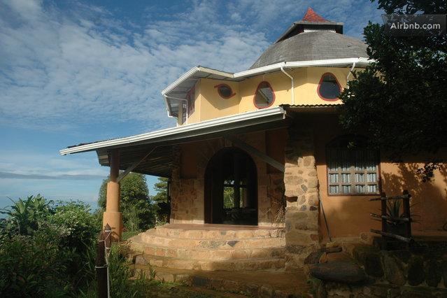 Front entrance Casa Tordesillas - Casa Tordesillas, a sustainable way of life - Aguas Buenas - rentals