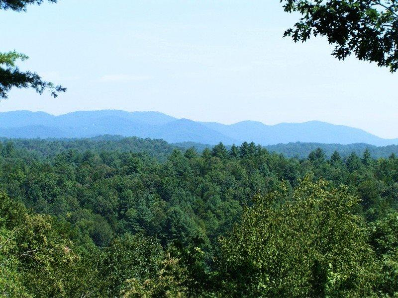 Breathtaking views from all the deck areas - Awesome View - Ellijay GA - Ellijay - rentals