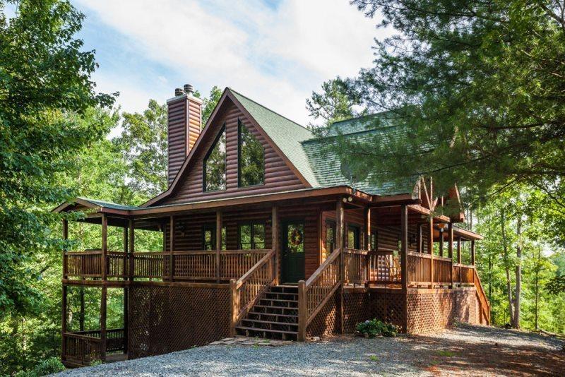 Piece of Heaven - Piece Of Heaven - Blue Ridge GA Cabin - Ellijay - rentals