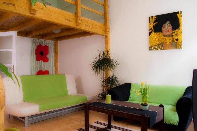 Livingroom - Gazpacho - Budapest - rentals