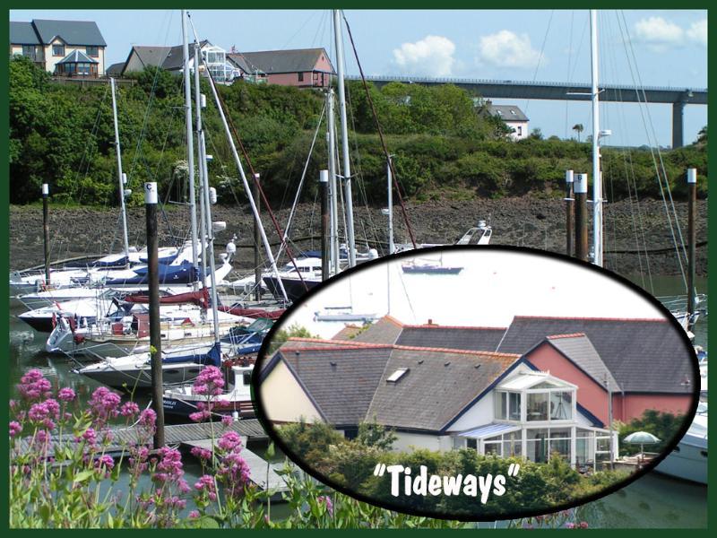 View of Neyland Marina - Tideways Bed & Breakfast - Pembrokeshire - rentals