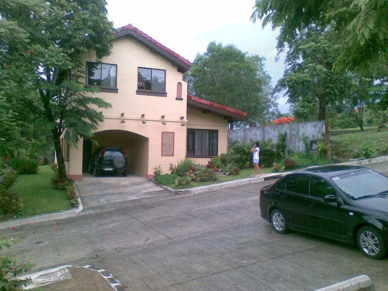 Front view of home - Home@Terrazas de Punta Fuego! - Batangas - rentals