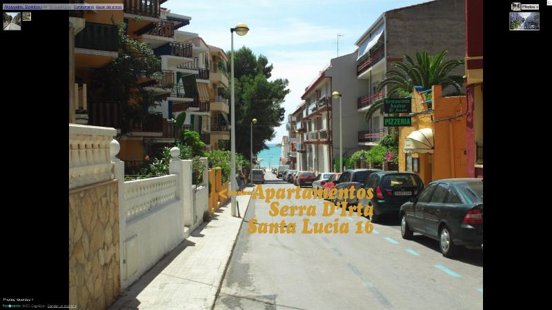 Santa Lucia Street, 16 - 5 mn from sandy beach Apartment with 2 rooms in Alcossebre - Alcossebre - rentals