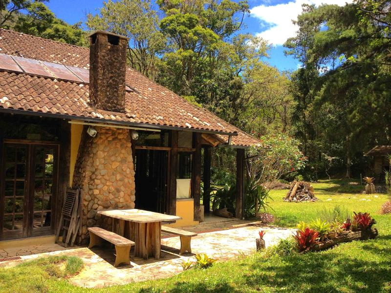 Beautiful lodge in the Rain Forest, Brazil! - Image 1 - Nova Friburgo - rentals