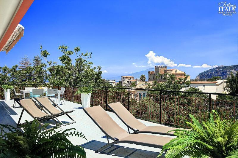 Casa Crawford - Image 1 - Sant'Agnello - rentals