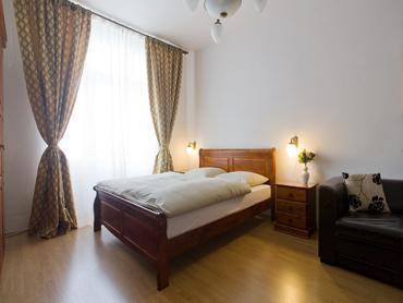 Klamovka Apartment - Image 1 - Prague - rentals