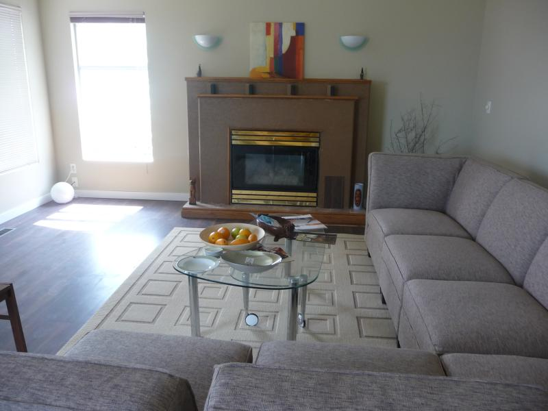 Living area - Vacation rental - Peachland - rentals