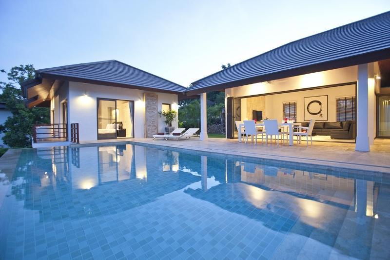 Villa Mandala a dramatic Panorama - Image 1 - Koh Samui - rentals