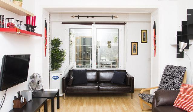 BCNinternet -3-bedroom apartment - Image 1 - Barcelona - rentals