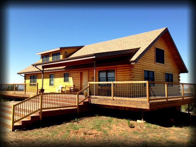 The Mustang Mesa Cabin! 3BR - Quiet & Majestic! - Image 1 - Blanding - rentals