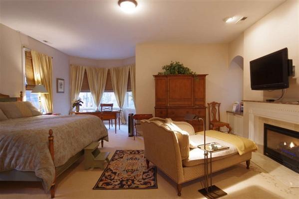 Jimmy Stewart Suite - Luxurious Bed and Breakfast in Oak Park, IL - Oak Park - rentals