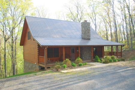 Mountain Time - Mtn Time-5br Cabin w/ Hot tub & Views - Todd - rentals