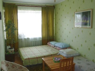 2 rooms apartment near Baltic sea - Image 1 - Palanga - rentals