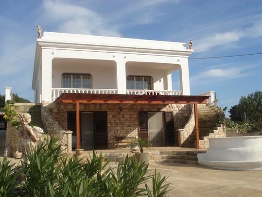 Splendid flat 150 m sea & panoramic view - Image 1 - Santa Maria di Leuca - rentals