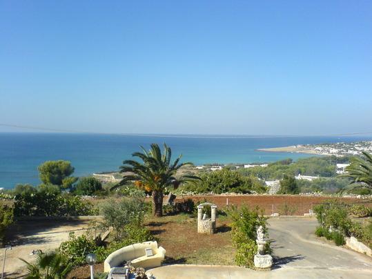 Nice Studio with sea view at 150 meters from sea - Image 1 - Santa Maria di Leuca - rentals