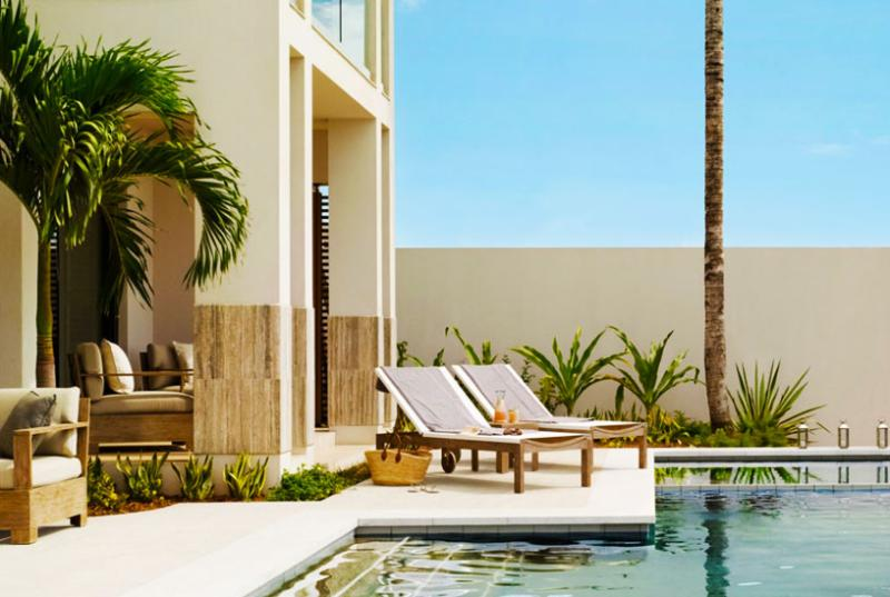 SPECIAL OFFER: Anguilla Villa 39 Decks Overlooking Barnes Bay, With A Private Pool, Chaise Lounges, A Spa Pool, An Outdoor Grill, A Cabana And Two Outdoor Showers. - Image 1 - Barnes Bay - rentals