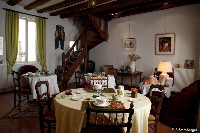 La Demeure Saint-Ours - Image 1 - Loches - rentals