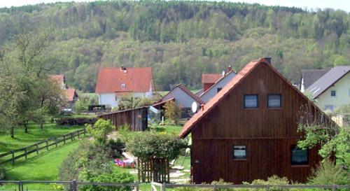 Vacation Home in Wahlsburg - 797 sqft, modern, comfortable, practically furnished (# 4038) #4038 - Vacation Home in Wahlsburg - 797 sqft, modern, comfortable, practically furnished (# 4038) - Wahlsburg - rentals