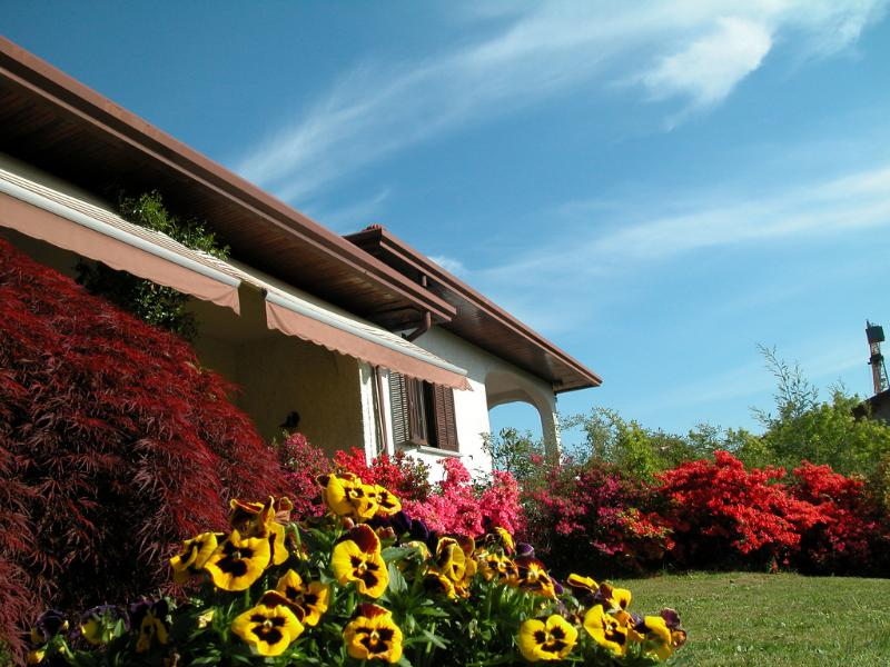 The house - Villa Monterosa B&B close to the lakes - Varese - rentals