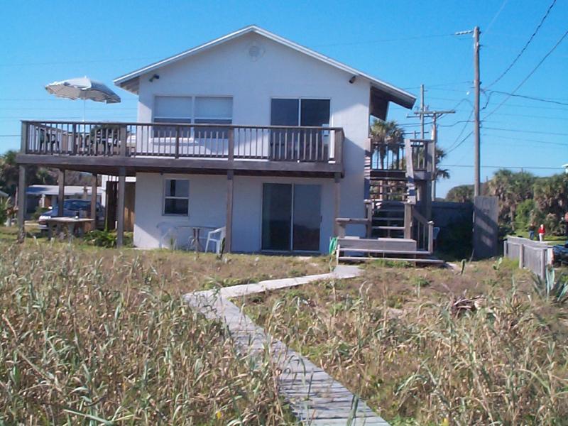 Casas de la Playa - duplex - Cozy Casas de la Playa Unincumbered Ocean View! - Flagler Beach - rentals
