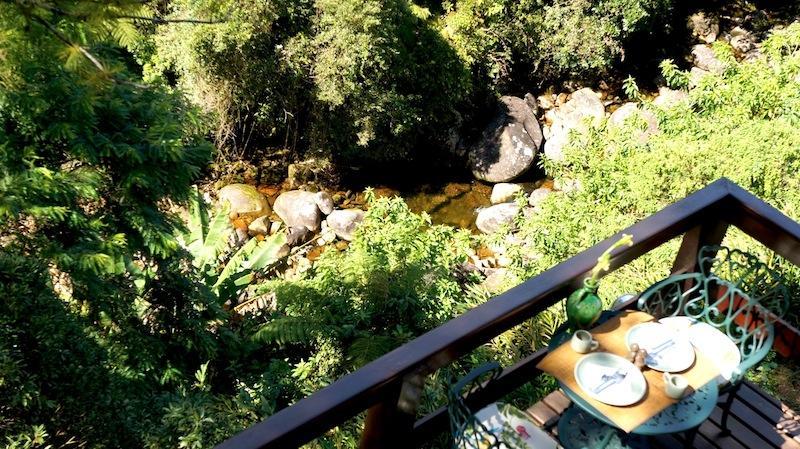 Chale 1100 has its own waterfalls and natural pools - Teresópolis Chale @ National Park Serra dos Órgãos - Teresopolis - rentals