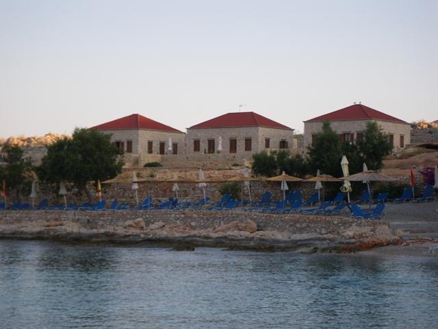 Cohili Villa Halki - Beachfront Stonebuilt Villa in Halki Island! - Halki - rentals