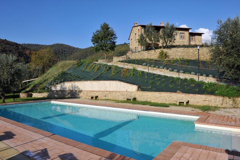 Villa Galileo - Image 1 - Castiglion Fiorentino - rentals