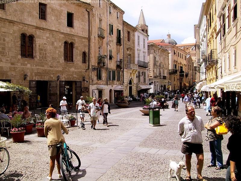 Location - Alghero - Sardinia - flat for holiday at sea - Alghero - rentals