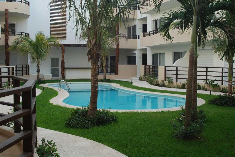 Pool - Peregrinas Near Fifth Avenue - Playa del Carmen - rentals