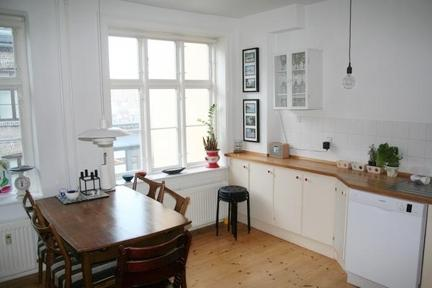 Cosy and Stylish Apartment in Charming Vesterbro - Image 1 - Copenhagen - rentals