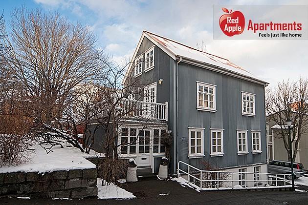 Artistic Apartment in the Heart of Reykjavik - Image 1 - Reykjavik - rentals