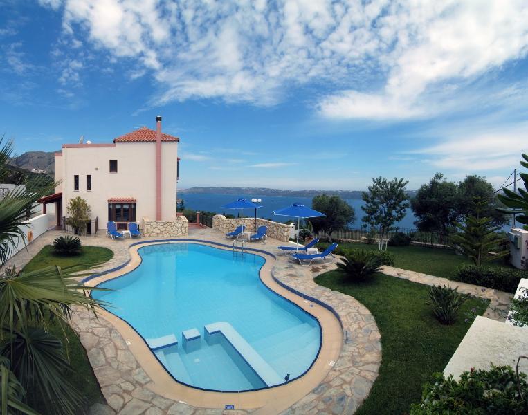 Panoramic View - Villa Amalia - Aptera - rentals