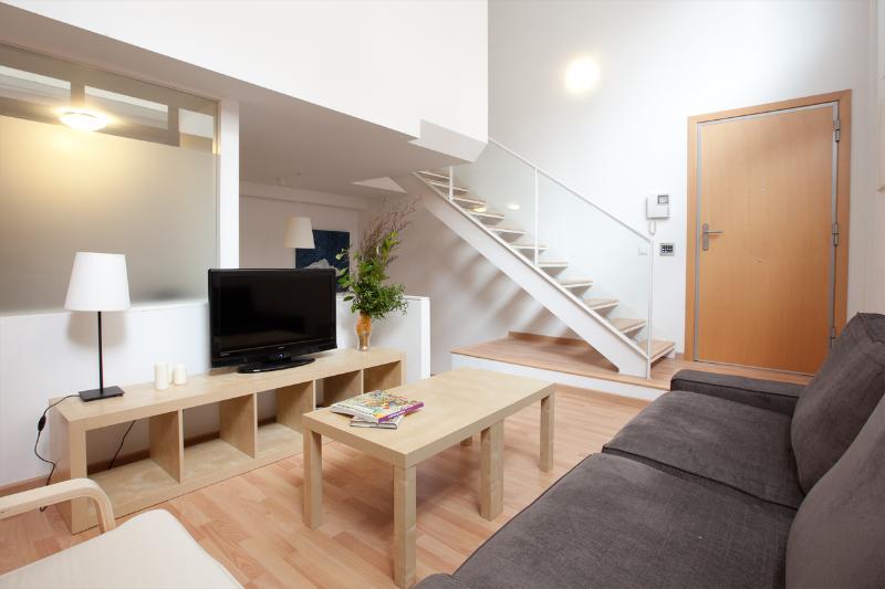 Planta inferior - La Sagrera design duplex pacific 2 - Barcelona - rentals