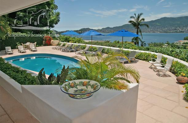 ACA - DRO06 - Multi-level villa with great service and exquisite bay views - Image 1 - Acapulco - rentals