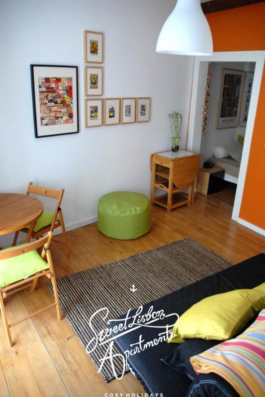 Cosy studio at Alfama - Santa Marinha B - studio apartment in Lisbon - Abrantes - rentals