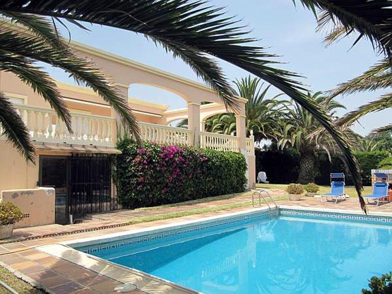 Pool - VILLA,  Walking distance to the Beach - Malaga - rentals