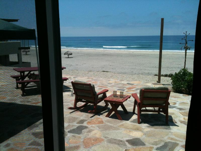 View from Den - Casa Far Niente-Beach Front Home Playa La Mision - La Mision - rentals